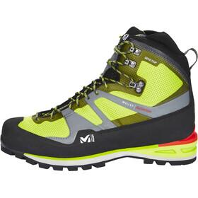 Millet Elevation GTX High Shoes Herren acid green
